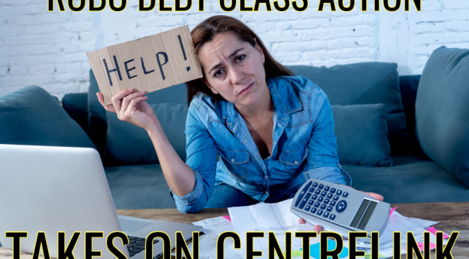 Robo Debt class action launched