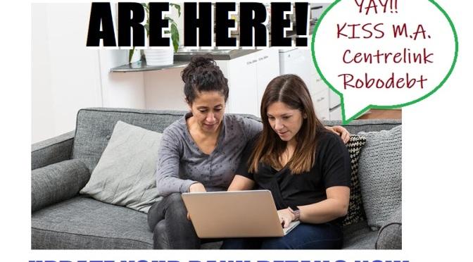 Guide to RoboDebt refunds: KMA ROBODEBT